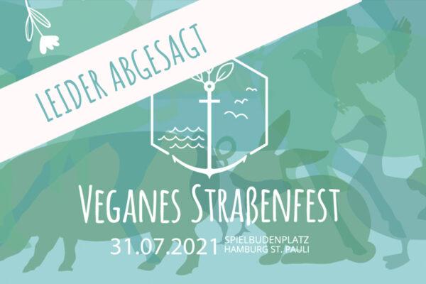 Noch kein Zurück zur Normalität: Veganes Straßenfest Hamburg abgesagt